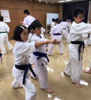 前田教室 手稲教室 夏期昇段級審査会_c0118332_22042616.jpg