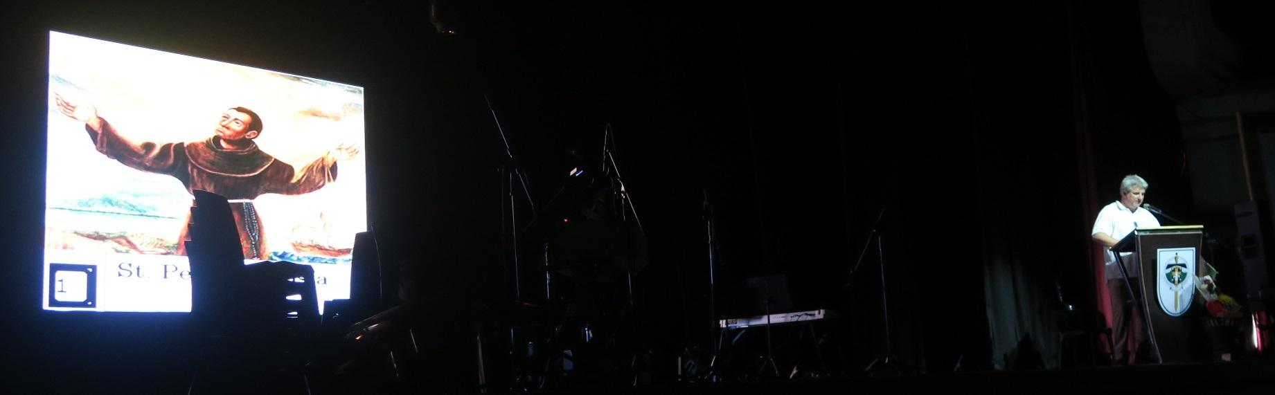 日比友好月間イベント: 天草「コレジヨの仲間」古楽器演奏会 セントルイス大学で開演_a0109542_18585374.jpg