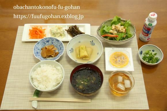 トリプルヨーグルト&鶏もも肉のトマトソース煮弁当_c0326245_10200809.jpg