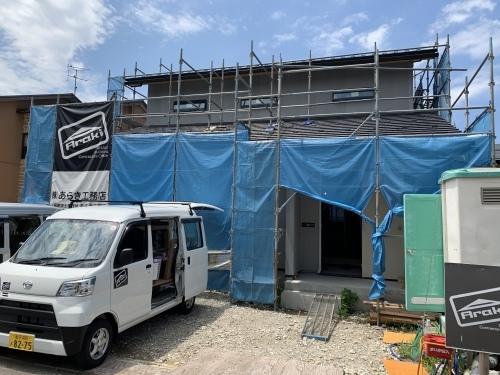 「家族が楽しく集う二世帯住宅」@金沢市_b0112351_17024026.jpeg
