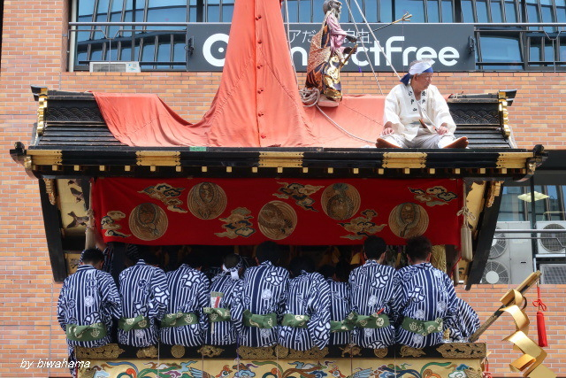 祇園祭 前祭へ_b0055171_10354347.jpg