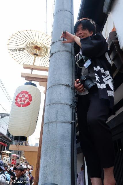 祇園祭 前祭へ_b0055171_10420805.jpg