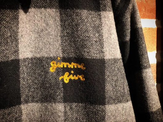 Gimme Five 2019 A/W Collection Coming soon..._f0020773_1855022.jpg