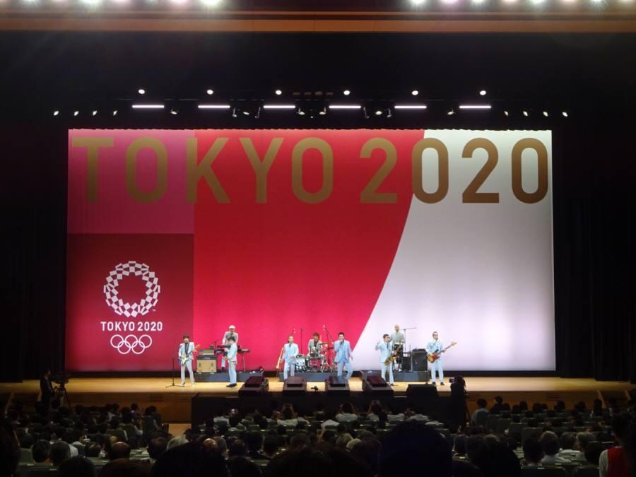 東京2020オリンピック1年前_f0059673_08174149.jpg