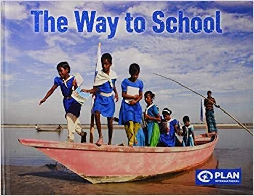 お勧め英語絵本 The Way to School_c0351279_15591940.jpg