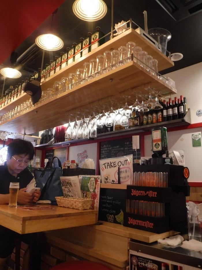 ◆代々木界隈で飲んでみた♪ ~ちょい飲みはしご酒~ _f0238779_19123433.jpg