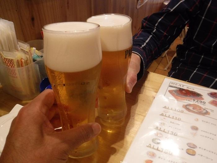 ◆代々木界隈で飲んでみた♪ ~ちょい飲みはしご酒~ _f0238779_19125376.jpg