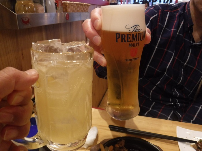 ◆代々木界隈で飲んでみた♪ ~ちょい飲みはしご酒~ _f0238779_19143148.jpg