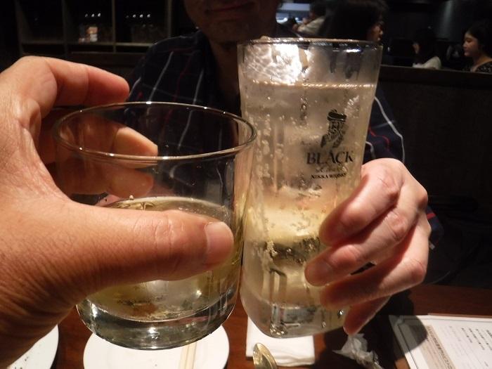 ◆代々木界隈で飲んでみた♪ ~ちょい飲みはしご酒~ _f0238779_19200176.jpg