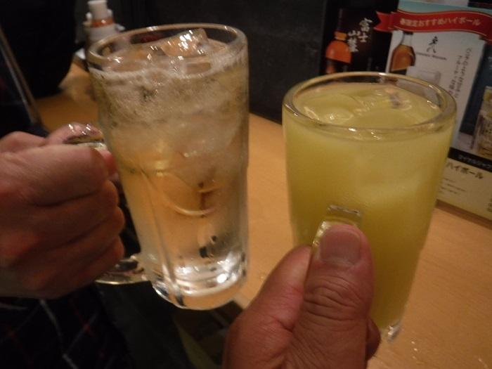 ◆代々木界隈で飲んでみた♪ ~ちょい飲みはしご酒~ _f0238779_19214039.jpg