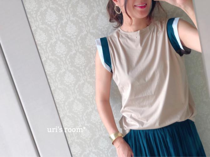 楽ちん〜涼しい〜プチプラ服で、暑い夏も気分アゲていきたい!_a0341288_19510673.jpg