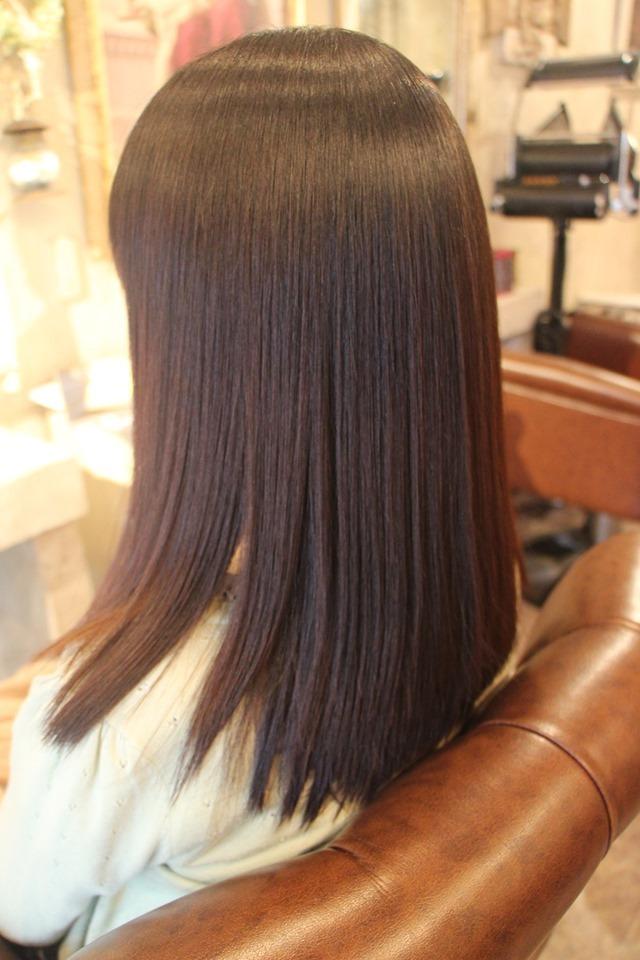 セニングや切れ毛の影響。_b0210688_11501986.jpg