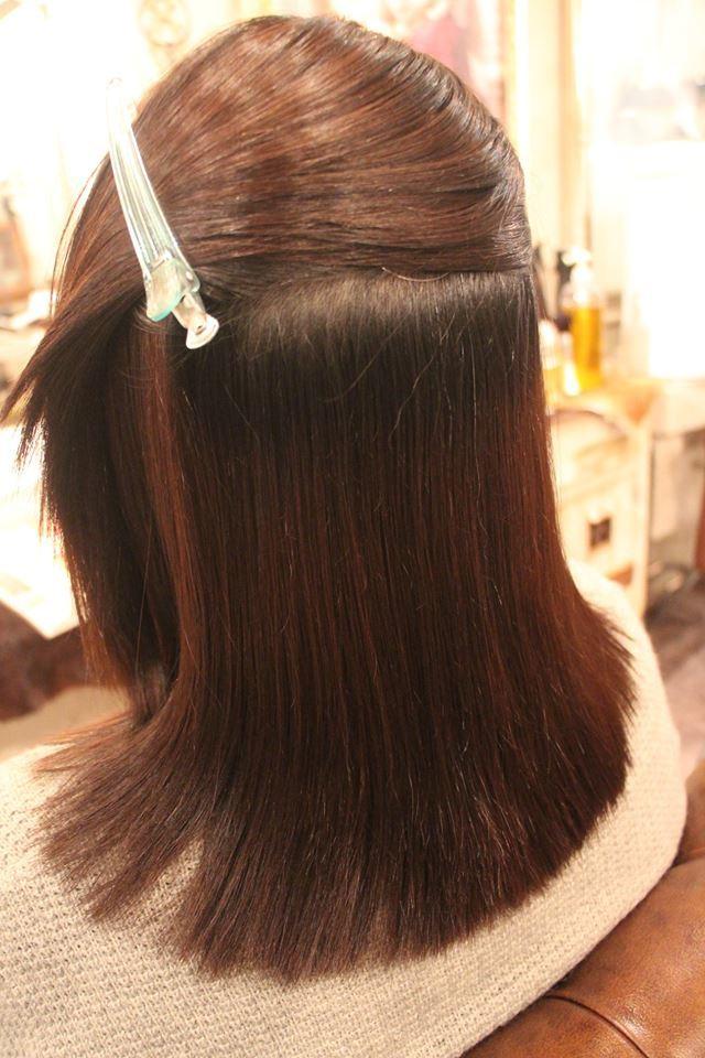 セニングや切れ毛の影響。_b0210688_11505217.jpg