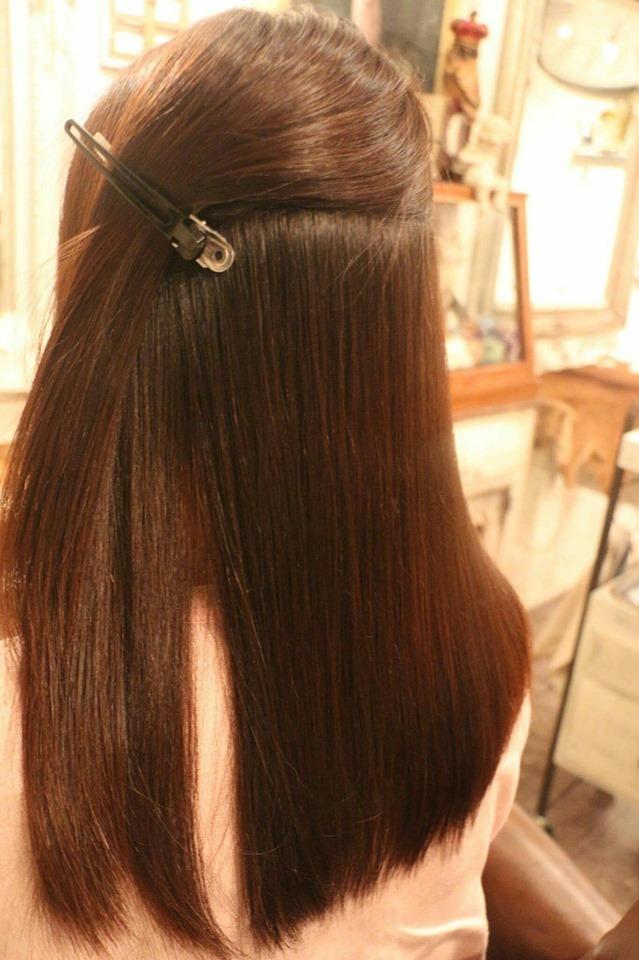 セニングや切れ毛の影響。_b0210688_11514478.jpg