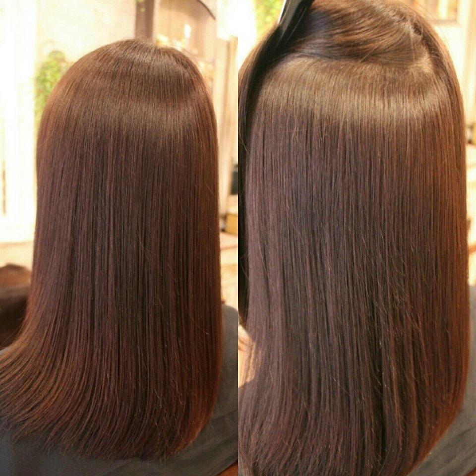 セニングや切れ毛の影響。_b0210688_14395373.jpg