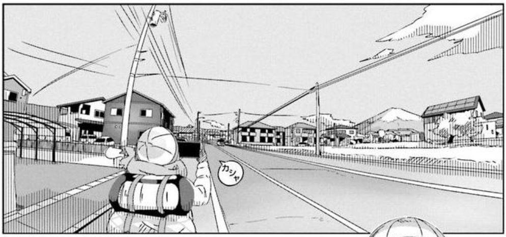 コミック「ゆるキャン△」舞台探訪011 なでしこソロキャンへ 富士宮編(第7巻35話,36話,37話)_e0304702_19220792.jpg