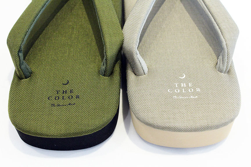 """THE COLOR (ザ・カラー) \"""" THE SNOW SANDALS \""""_b0122806_12350844.jpg"""
