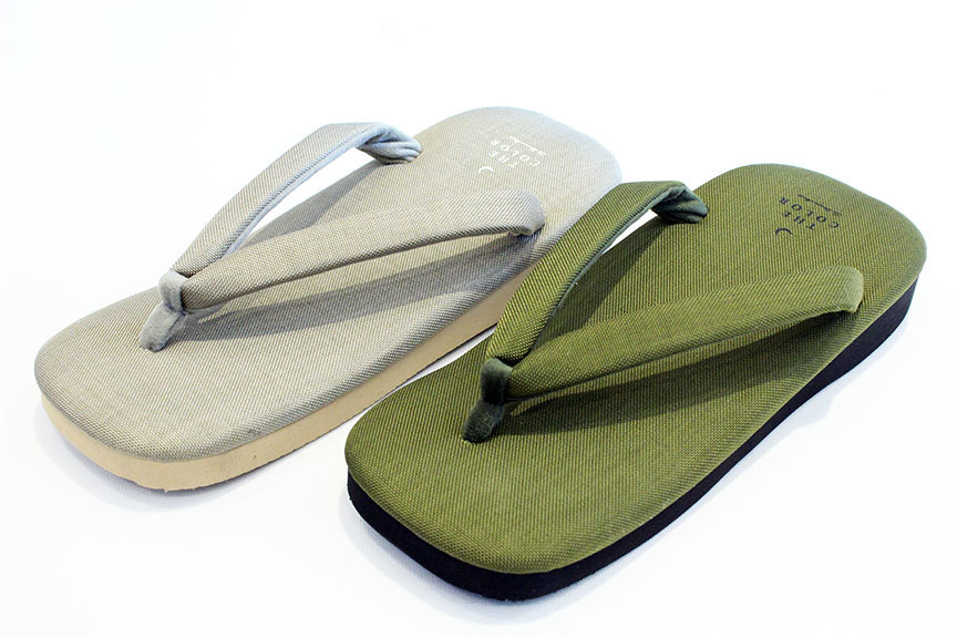 """THE COLOR (ザ・カラー) \"""" THE SNOW SANDALS \""""_b0122806_12352915.jpg"""