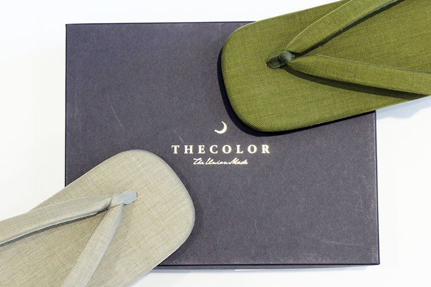 """THE COLOR (ザ・カラー) \"""" THE SNOW SANDALS \""""_b0122806_12353472.jpg"""