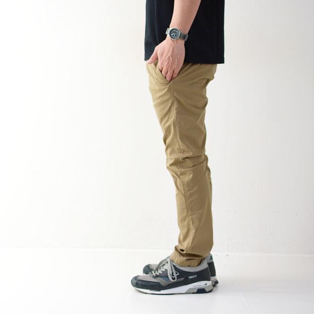 STUDIO ORIBE [スタジオオリベ] RIPSTOP CLIMBING PANTS [クライミングパンツ] [CL15] MEN\'S/LADY\'S_f0051306_18153396.jpg