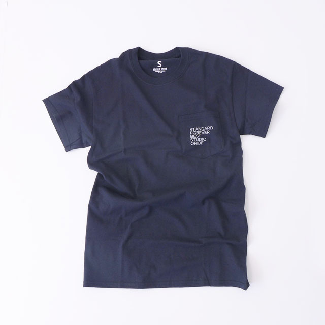 STUDIO ORIBE [スタジオオリベ] ORIBE T-SHIRT [OT01] オリベTシャツ・半袖・コットン・MEN\'S/LADY\'S_f0051306_18185023.jpg