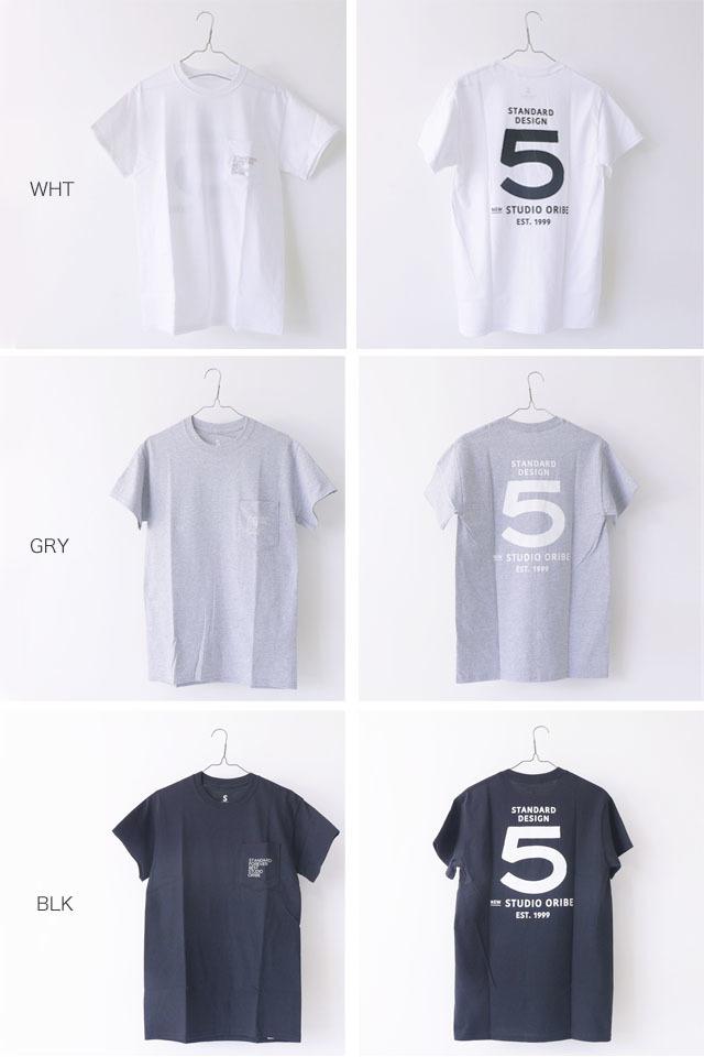 STUDIO ORIBE [スタジオオリベ] ORIBE T-SHIRT [OT01] オリベTシャツ・半袖・コットン・MEN\'S/LADY\'S_f0051306_18185086.jpg