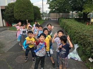 7月24日 『Water play at ARAKAWA SHIZEN park』_c0315913_19390324.jpeg