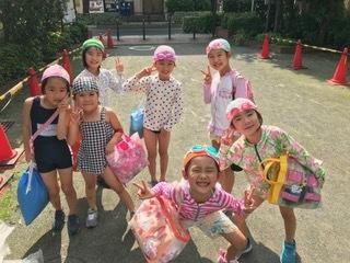7月24日 『Water play at ARAKAWA SHIZEN park』_c0315913_19403412.jpeg