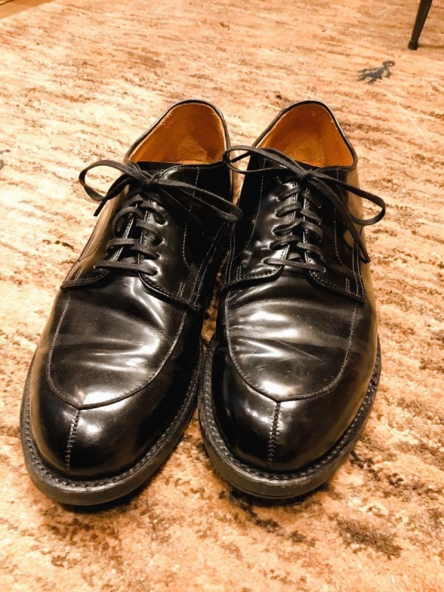 靴磨き FAMACOシルキーレザークリームがいい、、、_f0283816_13360482.jpeg