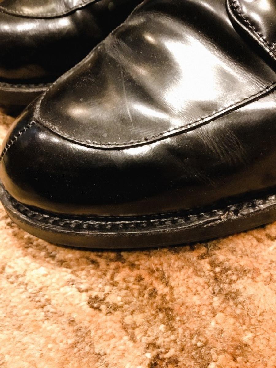 靴磨き FAMACOシルキーレザークリームがいい、、、_f0283816_13361551.jpeg