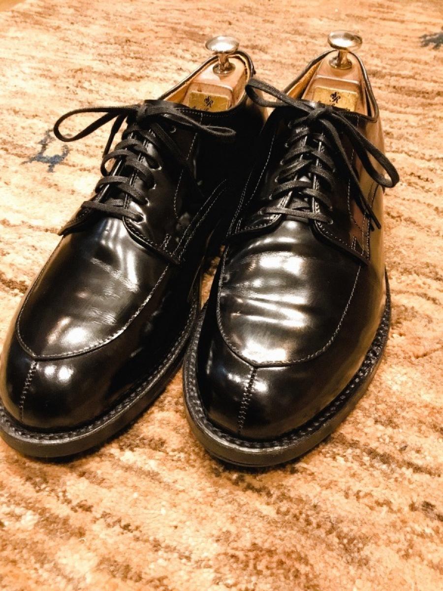 靴磨き FAMACOシルキーレザークリームがいい、、、_f0283816_13362658.jpeg
