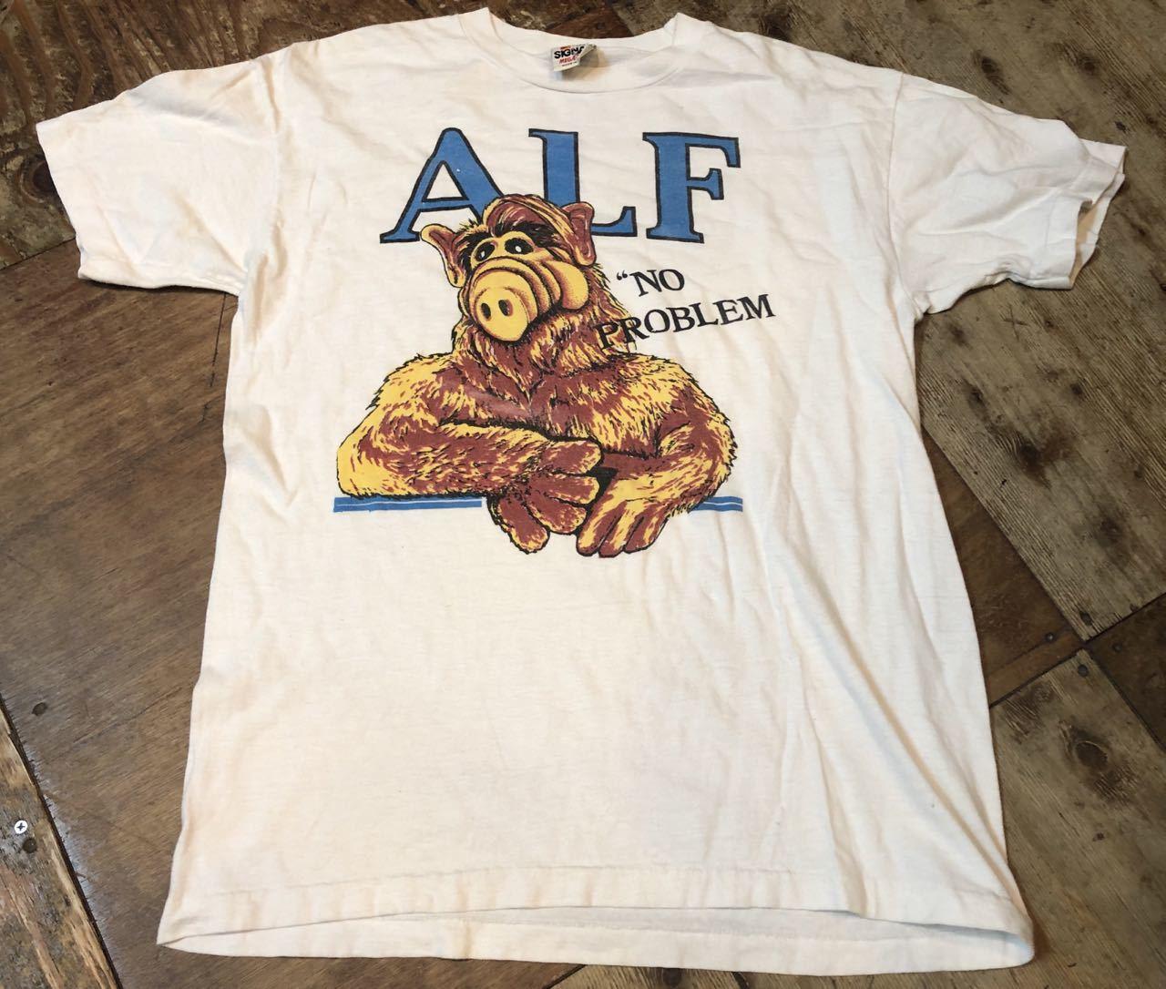 7月26日(土)入荷!80s ALF アルフ  Tシャツ _c0144020_12472596.jpg