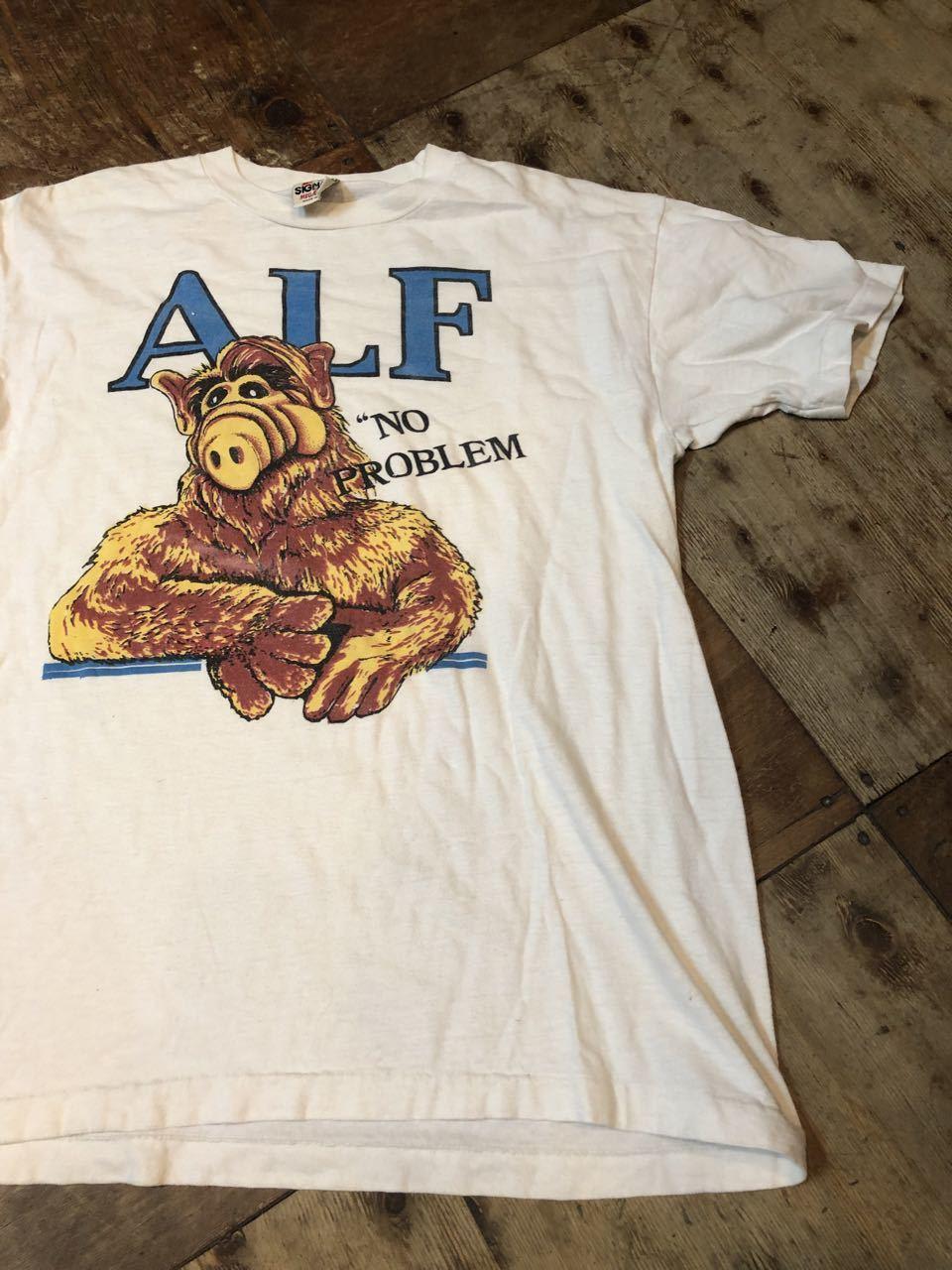 7月26日(土)入荷!80s ALF アルフ  Tシャツ _c0144020_12472759.jpg