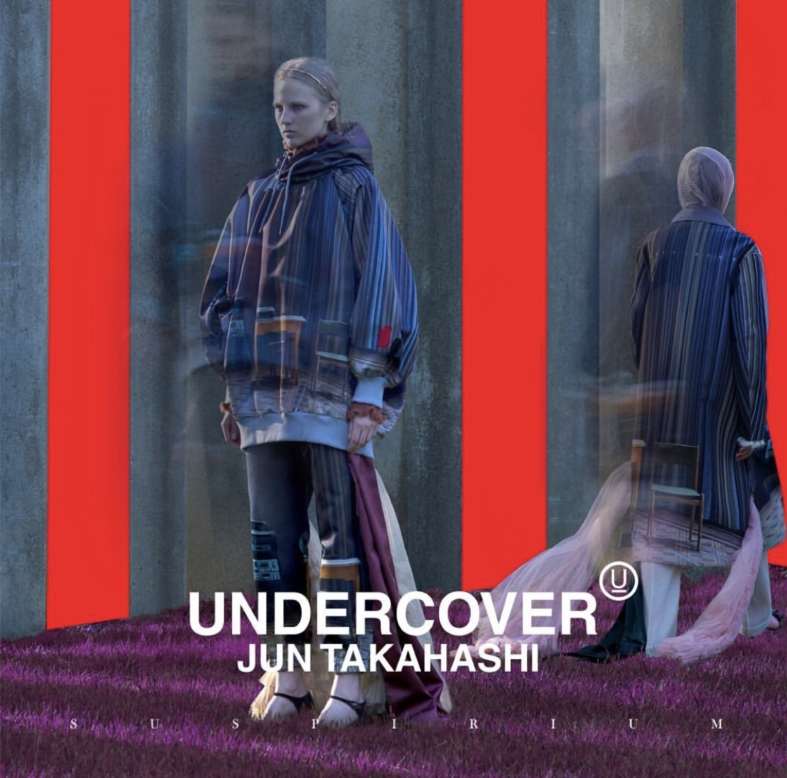 UNDERCOVER19-20 Autumn/Winter collection_b0132028_16460416.jpg