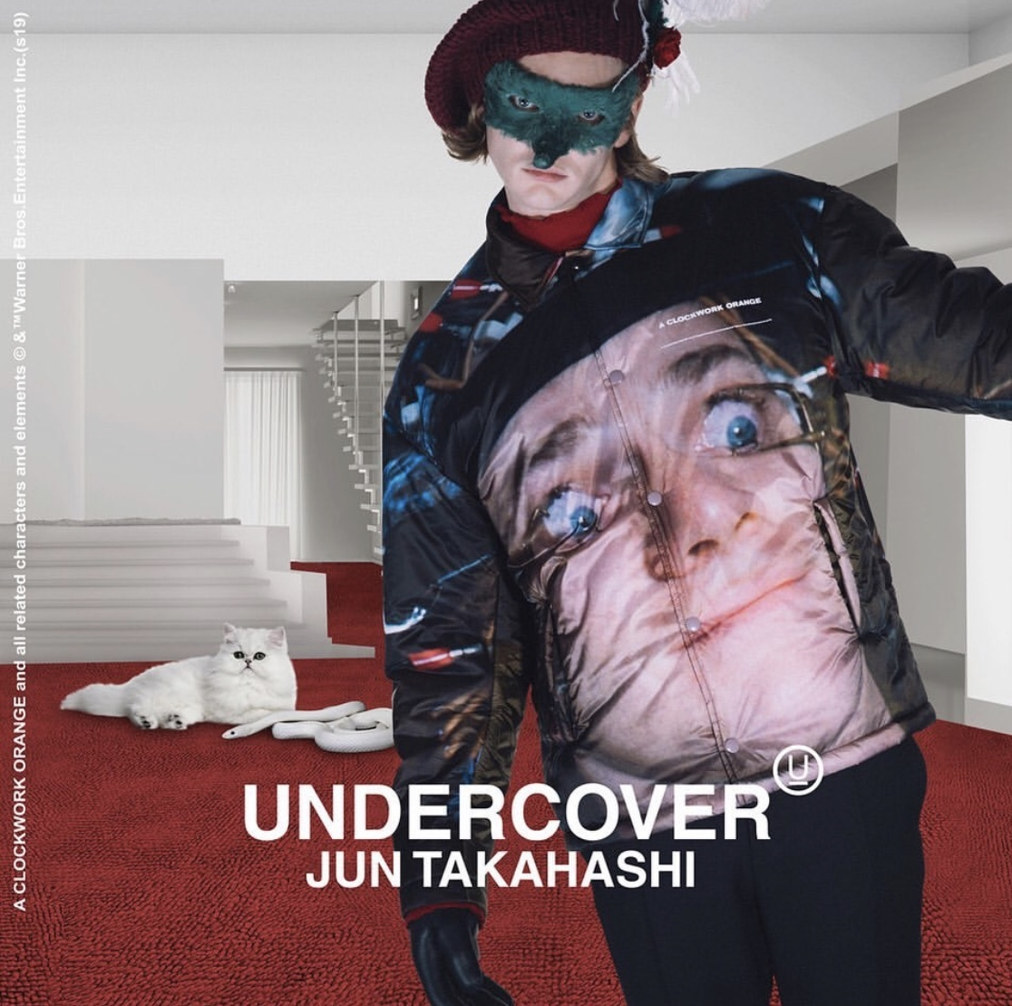 UNDERCOVER19-20 Autumn/Winter collection_b0132028_16462372.jpg