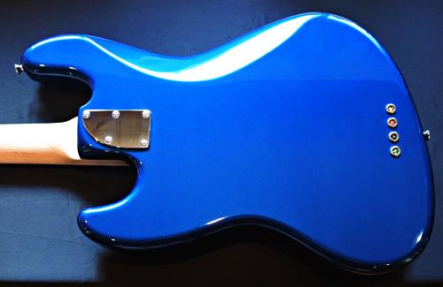 「Premium Dynamic Blue PearlのSTD-J」1本目が完成!_e0053731_17310541.jpg