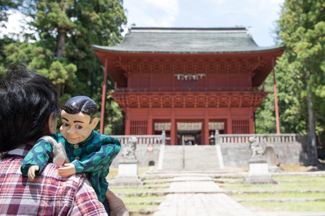 素朴で荘厳、岩木山神社_e0369736_14242951.jpg