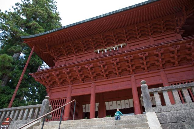 素朴で荘厳、岩木山神社_e0369736_14243679.jpg