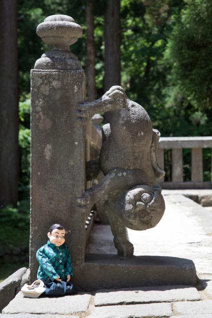 素朴で荘厳、岩木山神社_e0369736_14244302.jpg