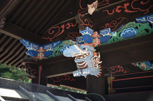 素朴で荘厳、岩木山神社_e0369736_14250820.jpg