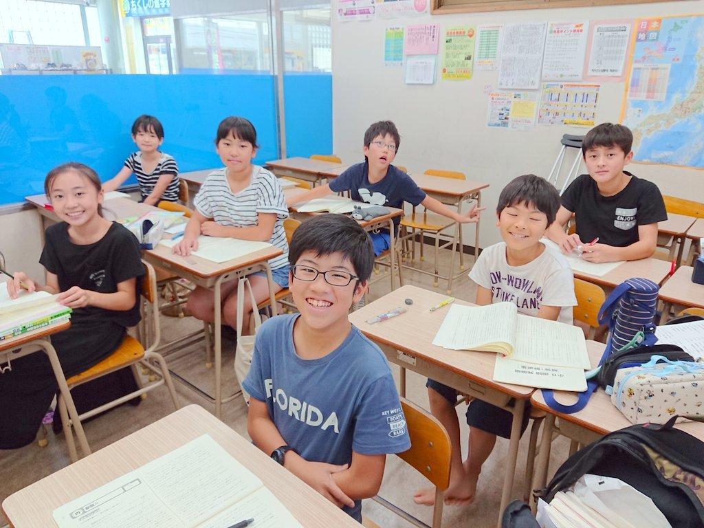 夏期講習は元気いっぱい!!_e0346137_22094438.jpg