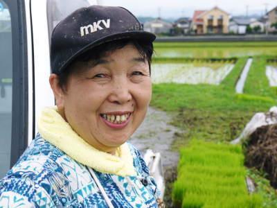 七城米 長尾農園 令和元年度も美しすぎる田んぼで元気に成長中!!現在販売中の『七城米』は残りわずか!!_a0254656_19105330.jpg