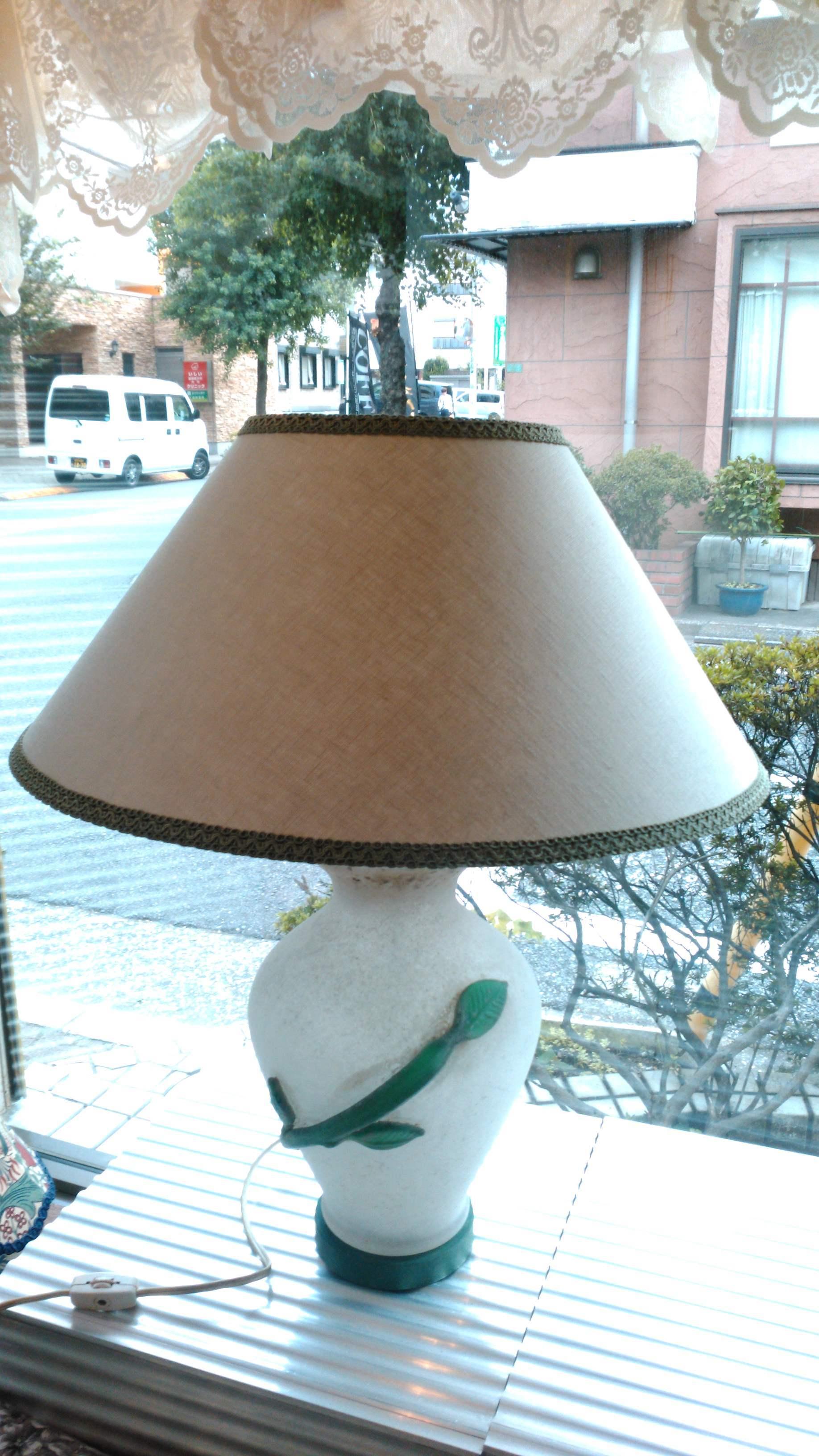 ランプシェード 張替 ウィリアムモリス正規販売店のブライト_c0157866_19254559.jpg