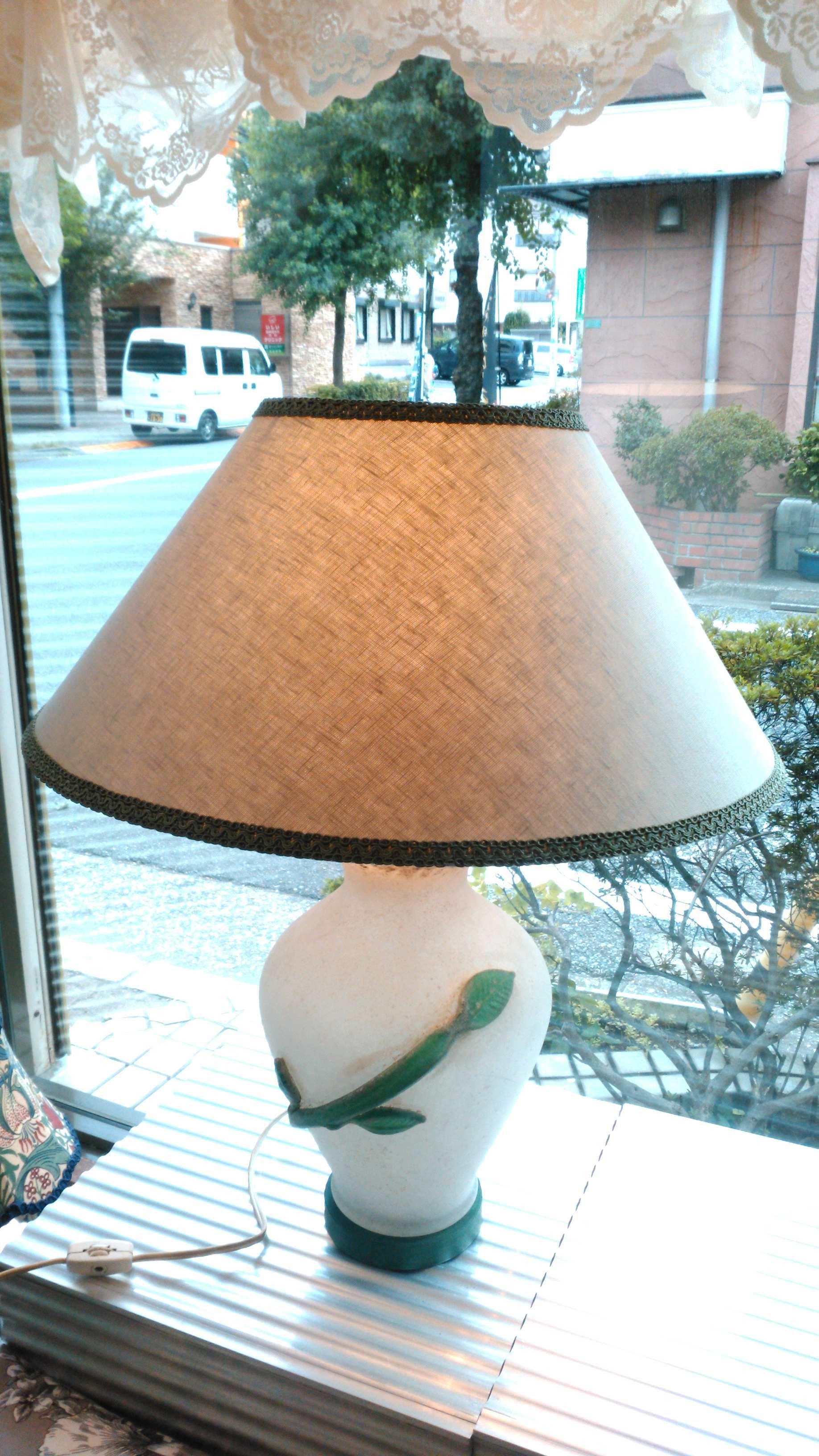 ランプシェード 張替 ウィリアムモリス正規販売店のブライト_c0157866_19255517.jpg
