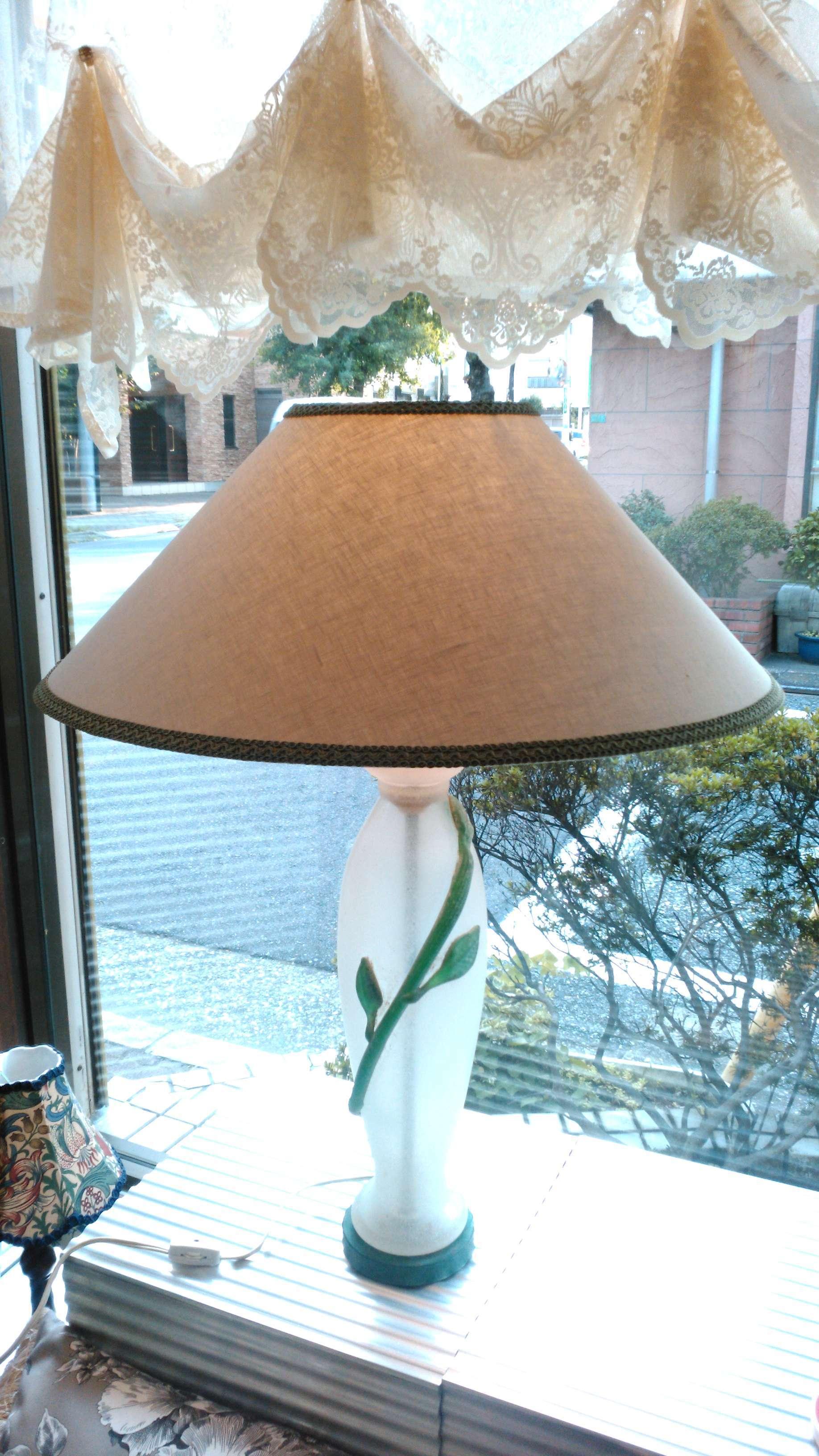 ランプシェード 張替 ウィリアムモリス正規販売店のブライト_c0157866_19263415.jpg