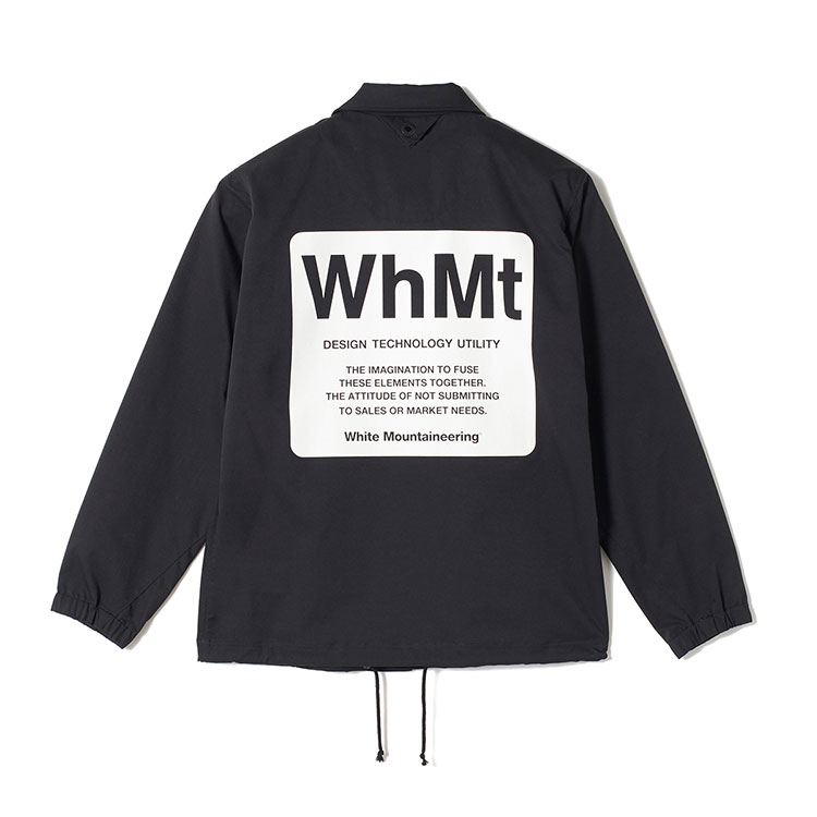 2019 A/W - White Mountaineering Products._f0020773_1915157.jpg