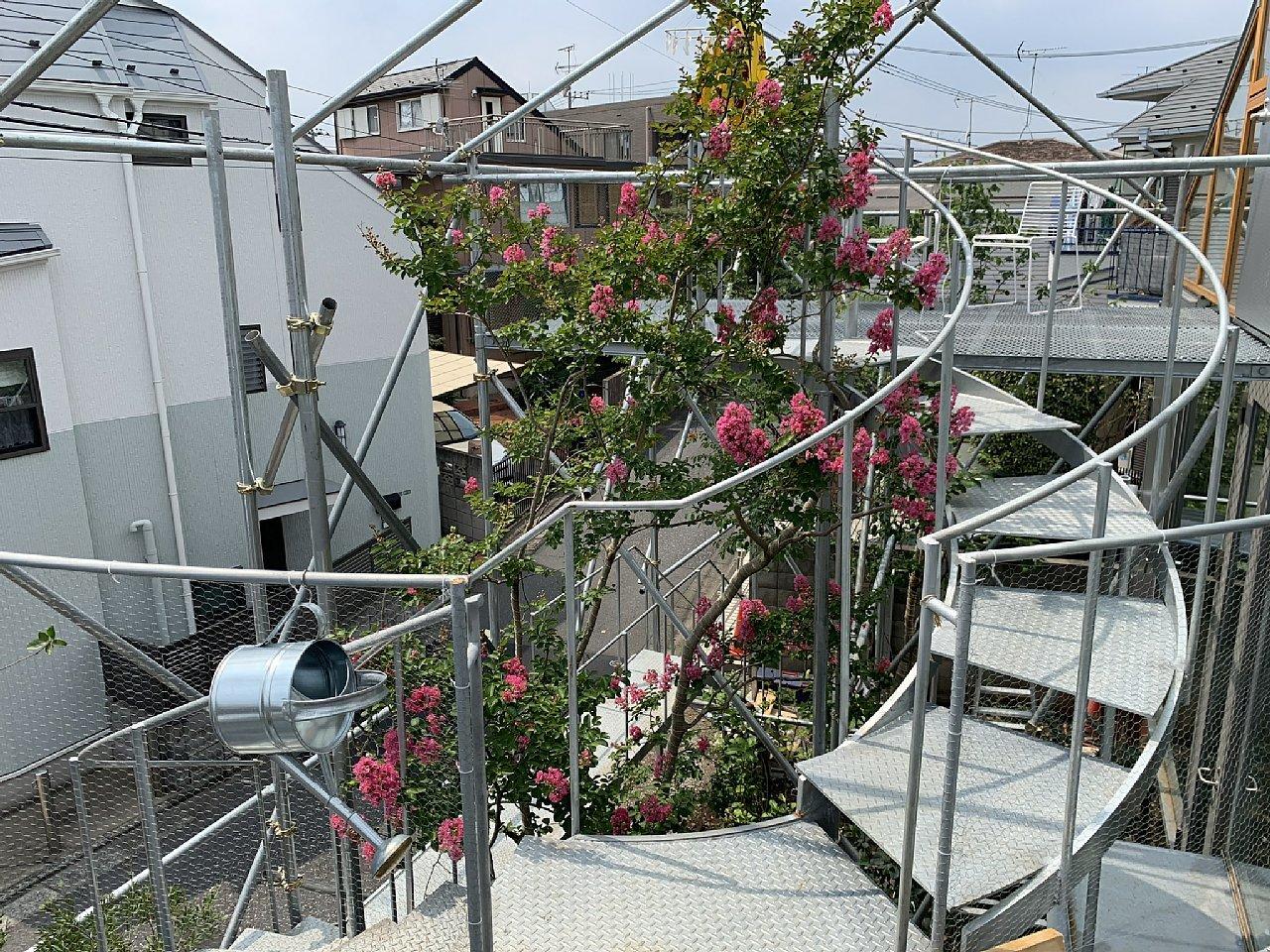新建築 住宅特集 2019年8月号にD邸が掲載されました!_d0157491_07581275.jpg