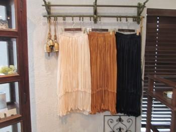この夏イチオシのTシャツ&ロングスカート♪【出雲店】_e0193499_11411540.jpg