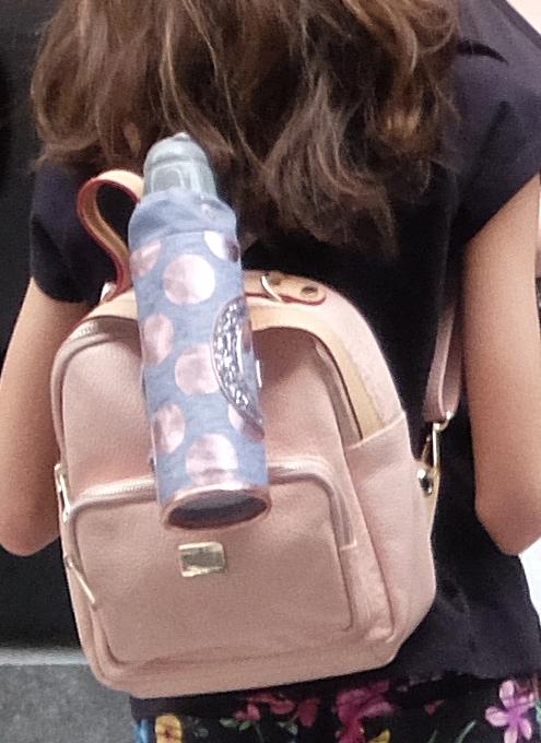 夏のニューヨークの暑さ対策(2)水筒(ペットボトル)も必需品_b0007805_09144072.jpg