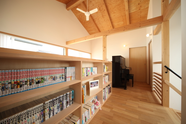 「飛香台の家」竣工写真_b0179213_16513261.jpg